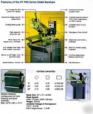 [SCHEMATICS_48IU]  Kama Band Saw Wiring Diagram. kmt semi automatic band saw. kama ev996  bandsaw stationary mitering band saw. m tech supply horizontal bandsaws kama  precision band. new kama ev97 semi automatic bandsaw band | Kama Band Saw Wiring Diagram |  | 2002-acura-tl-radio.info