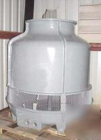 Cooling tower, 40 nominal tons non-corrosive w/warranty