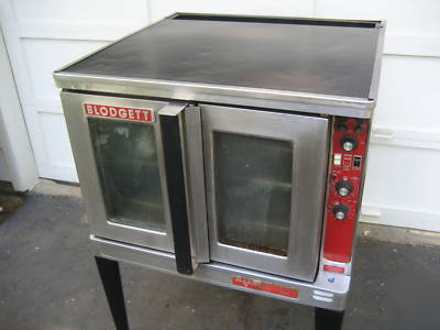 Blodgettt convection oven, electric,1 or 3 phase,208V