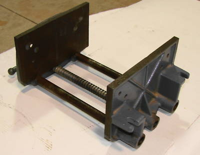 Craftsman Woodworking Vise 7a W X 8 5 Open Usa 506 51920